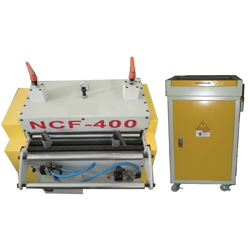Servo NC Uncoiler Feeder untuk Coil Feeding ke Mesin Press